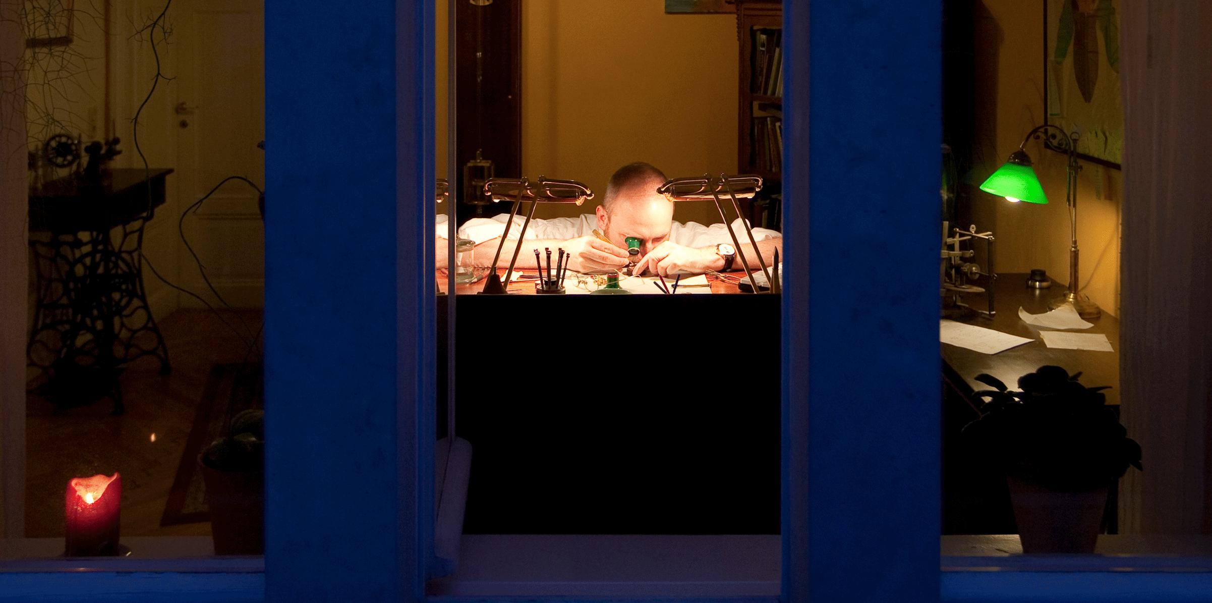Marco Lang Watches Slider Uhren Werkstatt